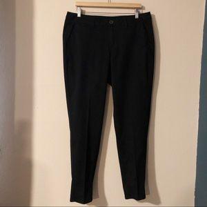 Lane Bryant black skinny pants